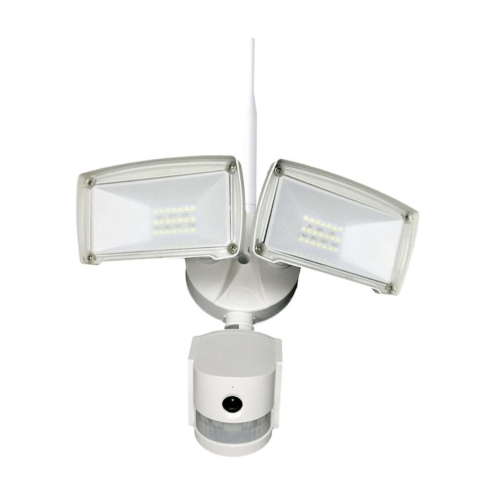 Floodlight cam